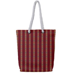 Cute Pattern  Full Print Rope Handle Tote (small) by TimelessFashion