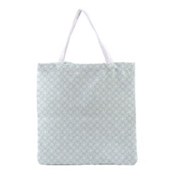 Cute Little Twirls  Grocery Tote Bag by TimelessFashion