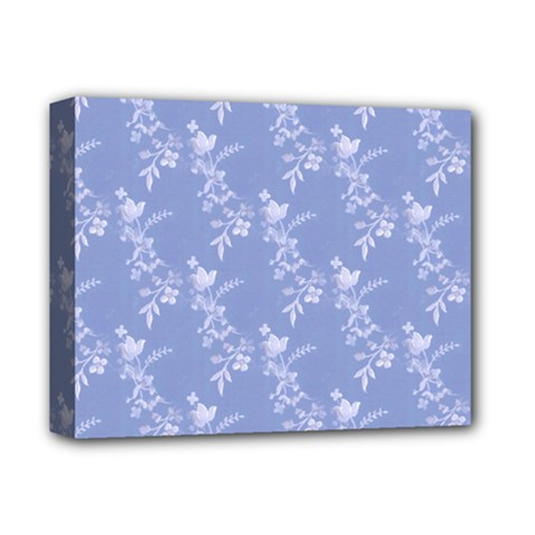 Cute Roses  Deluxe Canvas 14  X 11  (stretched)