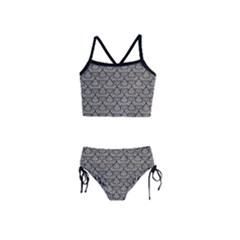 Dream In Damask  Girls  Tankini Swimsuit by TimelessFashion