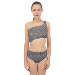 Dream In Damask  Spliced Up Two Piece Swimsuit by TimelessFashion