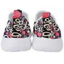 <3 I Love You <3 Men s Slip On Sneakers View4