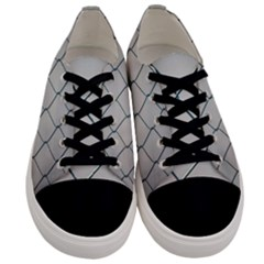 Chain(link) Gang Men s Low Top Canvas Sneakers