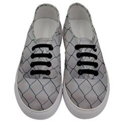 Chain(link) Gang Men s Classic Low Top Sneakers