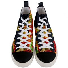 Yummi Bears Men s Mid Top Canvas Sneakers