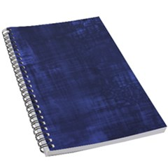 Fabric In Blue 5 5  X 8 5  Notebook by TimelessDesigns
