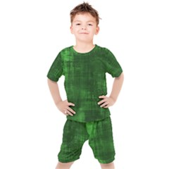 Fabric In Green Kid s Set