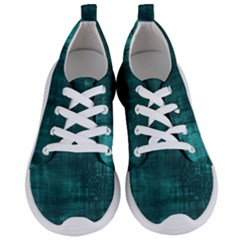 Fabric In Turquoise Women s Lightweight Sports Shoes