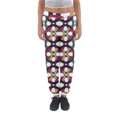 Entanglement Of Circles Women s Jogger Sweatpants by FEMCreations