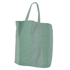 Metallic Green Giant Grocery Tote by TimelessFashion