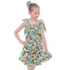 Affectionate Kids  Tie Up Tunic Dress by artifiart