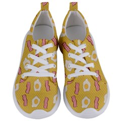 Bacon And Egg Pop Art Pattern Women s Lightweight Sports Shoes