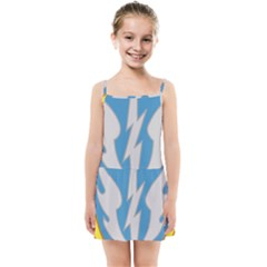 U S  Army 504th Military Intelligence Brigade Shoulder Sleeve Insignia Kids  Summer Sun Dress