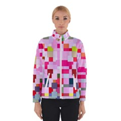 The Framework Paintings Square Winter Jacket