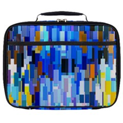 Color Colors Abstract Colorful Full Print Lunch Bag