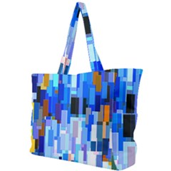Color Colors Abstract Colorful Simple Shoulder Bag