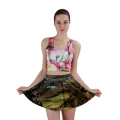 Landscape Quairaing Scotland Mini Skirt by Pakrebo