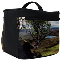 Landscape Quairaing Scotland Make Up Travel Bag (big) by Pakrebo