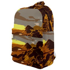 Scotland Monti Mountains Mountain Classic Backpack