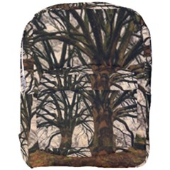 Ent Treant Trees Tree Bark Barks Full Print Backpack