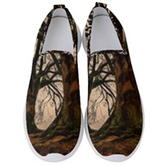 Ent Treant Trees Tree Bark Barks Men s Slip On Sneakers