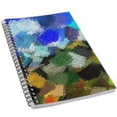 Texture Color Colors Network 5 5  X 8 5  Notebook