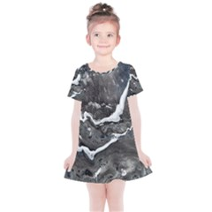 Cold Lava Kids  Simple Cotton Dress by WILLBIRDWELL