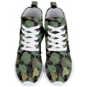 Autumn Fallen Leaves Dried Leaves Women s Lightweight High Top Sneakers View1