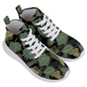 Autumn Fallen Leaves Dried Leaves Women s Lightweight High Top Sneakers View3