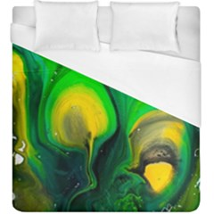 Art Abstract Artistically Painting Duvet Cover (king Size)