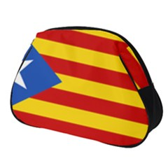 Blue Estelada Catalan Independence Flag Full Print Accessory Pouch (small) by abbeyz71
