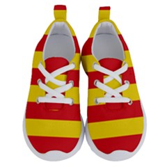 Valencian Nationalist Senyera Running Shoes by abbeyz71