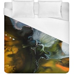 Art Abstract Painting Duvet Cover (king Size)