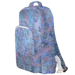 Design Computer Art Abstract Double Compartment Backpack