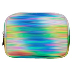 Wave Rainbow Bright Texture Make Up Pouch (small)