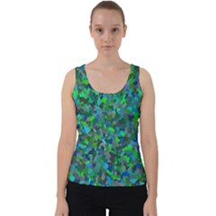 Plega Velvet Tank Top by artifiart