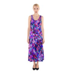 Buty Sleeveless Maxi Dress by artifiart