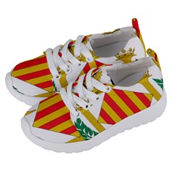 City Of Valencia Coat Of Arms Kids  Lightweight Sports Shoes by abbeyz71