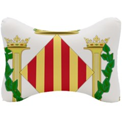 City Of Valencia Coat Of Arms Seat Head Rest Cushion by abbeyz71