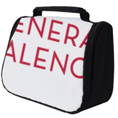 Logo Of Community Of Valencia Full Print Travel Pouch (big)