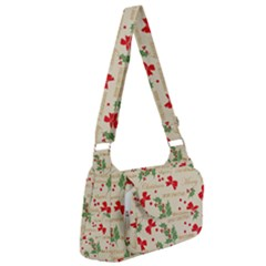 Christmas Paper Scrapbooking Post Office Delivery Bag