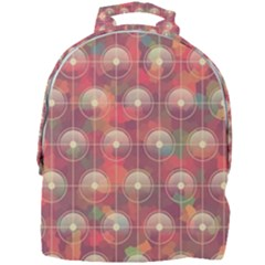 Colorful Background Abstract Mini Full Print Backpack