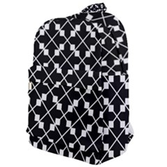 Abstract Background Arrow Classic Backpack