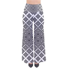 Background Pattern Halftone So Vintage Palazzo Pants