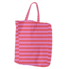 Stripes Striped Design Pattern Giant Grocery Tote
