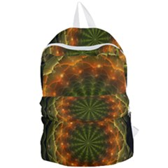 Fractal Digital Foldable Lightweight Backpack