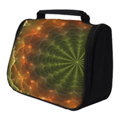 Fractal Digital Full Print Travel Pouch (small)