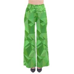 Mosaic Tile Geometrical Abstract So Vintage Palazzo Pants