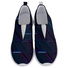 Glass Scifi Violet Ultraviolet No Lace Lightweight Shoes