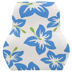 Hibiscus Wallpaper Flowers Floral Car Seat Back Cushion